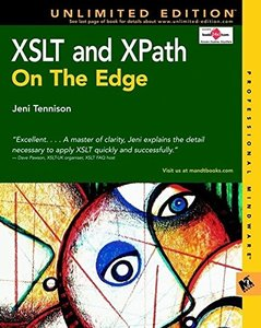XSLT and XPath On The Edge, Unlimited Edition-cover
