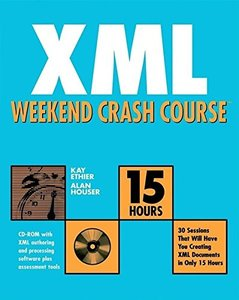 XML Weekend Crash Course-cover