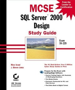 MCSE: SQL Server 2000 Design Study Guide-cover