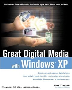 Great Digital Media with Windows XP-cover