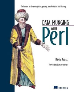 Data Munging with Perl-cover