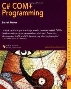 C# Com+ Programming-cover