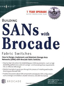 Building SANs with Brocade Fibre Channel Fabric Switches-cover