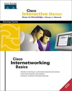 CIM Cisco Internetworking Basics (Network Simulator CD-ROM)-cover