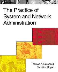 The Practice of System and Network Administration-cover
