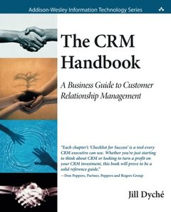 The CRM Handbook: A Business Guide to Customer Relationship Management-cover