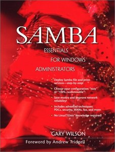 SAMBA Essentials for Windows Administrators-cover