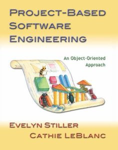 Project-Based Software Engineering: An Object-Oriented Approach-cover
