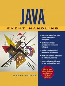 Java Event Handling (Paperback)-cover