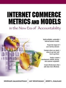 Internet Commerce Metrics and Models in the New Era of Accountability-cover