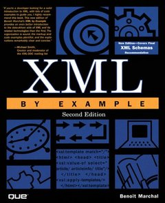 XML By Example, 2/e-cover