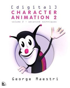 Digital Character Animation 2, Volume II: Advanced Techniques-cover