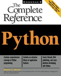 Python: The Complete Reference-cover