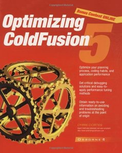 Optimizing ColdFusion 5
