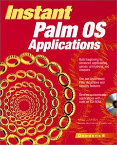 Instant Palm OS Applications-cover
