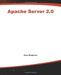 Apache Server 2.0: A Beginner's Guide-cover