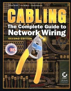 Cabling: The Complete Guide to Network Wiring, 2/e-cover