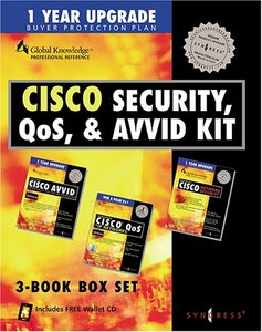 Cisco Security, QoS, & AVVID Kit-cover