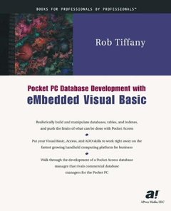 Pocket PC Database Development with eMbedded Visual Basic-cover