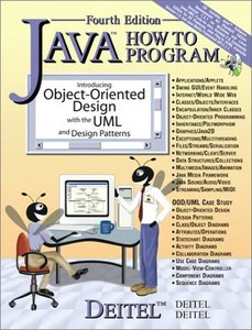 Java How to Program, 4/e-cover