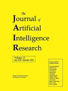 The Journal of Artificial Intelligence Research Volume 13 (JAIR)