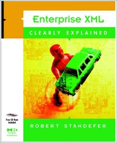 Enterprise XML Clearly Explained-cover