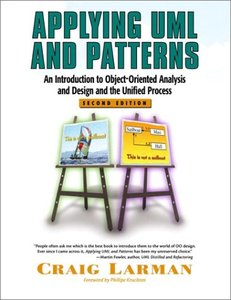 Applying UML and Patterns: An Introduction to Object-Oriented Analysis, 2/e(精裝)-cover