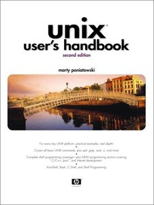 UNIX User's Handbook, 2/e (Paperback)-cover