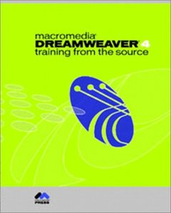 Macromedia Dreamweaver 4: Training from the Source-cover