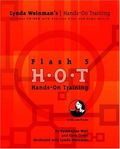 Flash 5 Hands-On Training (Paperback)