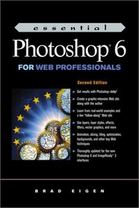 Essential Photoshop 6 for Web Professionals-cover