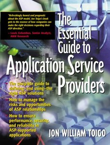 The Essential Guide to Application Service Providers-cover