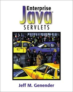 Enterprise Java Servlets (Paperback)-cover