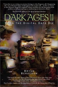 Dark Ages II: When the Digital Data Die-cover
