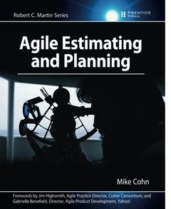 Agile Estimating and Planning (Paperback)-cover