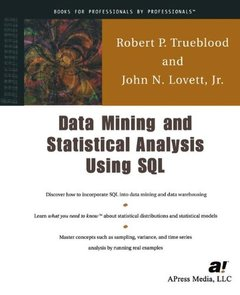 Data Mining & Statistical Analysis Using SQL-cover