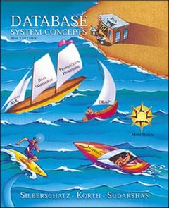 Database System Concepts, 4/e-cover