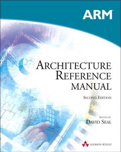 ARM Architecture Reference Manual, 2/e (Paperback)