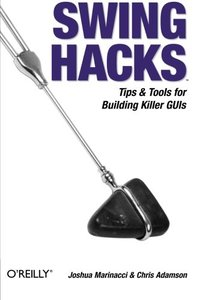 Swing Hacks: Tips and Tools for Killer GUIs (Paperback)-cover