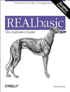REALbasic: The Definitive Guide, 2/e-cover