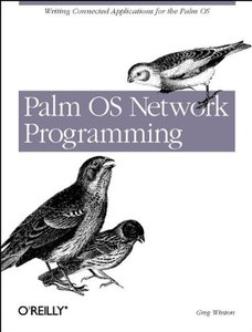Palm OS Network Programming-cover