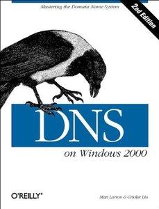 DNS on Windows 2000, 2/e-cover