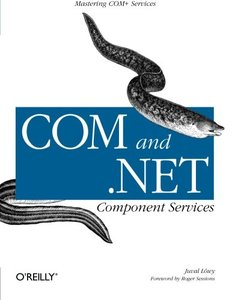 COM and .NET Component Services-cover
