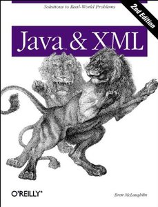 Java & XML, 2/e: Solutions to Real-World Problems (Paperback)-cover