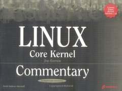 Linux Core Kernel Commentary, 2/e-cover