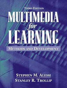 Multimedia for Learning: Methods and Development, 3/e-cover