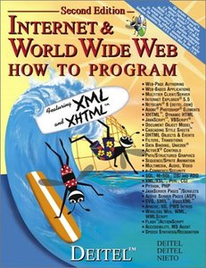 Internet & World Wide Web How to Program, 2/e-cover