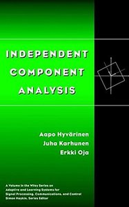 Independent Component Analysis (Hardcover)-cover