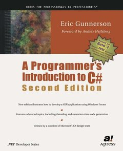 A Programmer's Introduction to C#, 2/e-cover