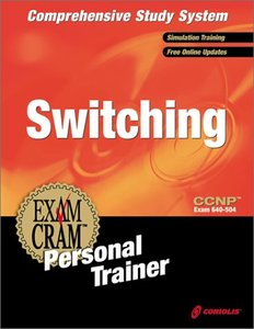 CCNP Switching Exam Cram Personal Trainer (Retail): Exam: 640-504-cover